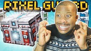 OMG! CHRISTMAS SUPER CHEST OPENING!!   Pixel Gun 3D