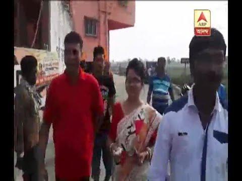 Xxx Mp4 Kamduni S Mousumi Kayal At BJP Leader S Mukul Roys Ramnabami Rally At Newtown 3gp Sex