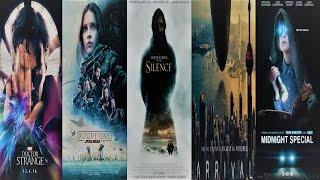 أفضل 5 أفلام 2016 - Top 5 MoViEs