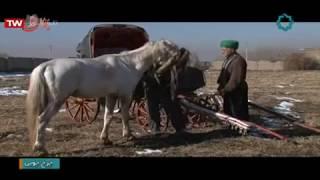 Iran Old Forgotten jobs, Wooden wheels for horse-drawn vehicles ساخت چرخ چوبي براي كالسكه اسبي ايران
