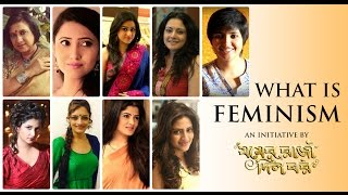 WHAT IS FEMINISM | AN INITIATIVE BY JOMER RAJA DILO BOR