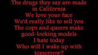 Marilyn Manson-The Dope Show + LYRICS