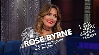 Rose Byrne Is Learning Babies Are