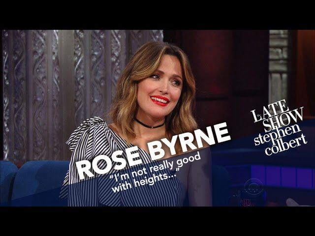 Rose Byrne Is Learning Babies Are 'Little Dictators'