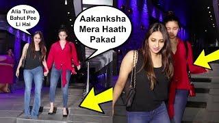 Alia Bhatt So Much Drunk That She Needs Support To Walk