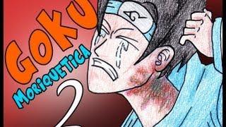 Naruto y Goku parodia cap 2 - Parodiadera