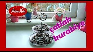 Catlak kurabiye Tarifi  | Aysenur Altan la Azide Hobi | Kekse | Snowcap Cookies
