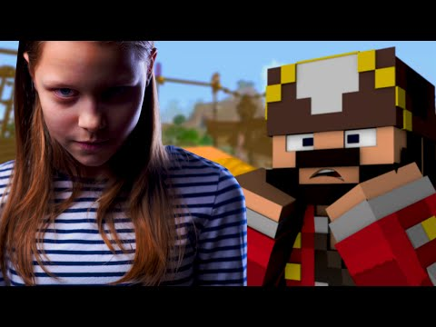 9 Year Old Girl Bullies Me on Minecraft (Minecraft Trolling)