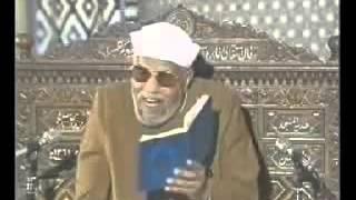 الشيخ الشعراوي إثبات ايمان ابو طالب رضوان الله عليه