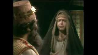 """مشاهد من المسلسل التاريخي  """"زنوبيا ملكة تدمر """" اول مسلسل بألالوان"""
