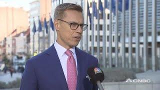 EU official to UK