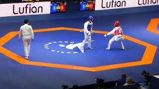 بطولة العالم للشباب تايكوندو تونس 2018   World Junior Taekwondo Championships