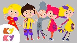 КУКУТИКИ - Самый БОЛЬШОЙ Сборник песенок - все серии подряд Kukutiki kids funny cartoons toddlers