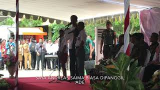 VIDEO : Pelajar Tuna Netra Minta Sepeda Ditukar Laptop, Begini Reaksi Jokowi