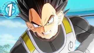 HERO COLOSSEUM STORY MODE PART 1 - VEGETA! - Dragon Ball Xenoverse 2 Part 145 | Pungence