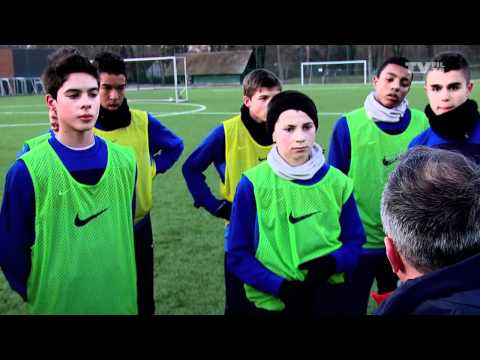 L Institut National du Football INF de Clairefontaine
