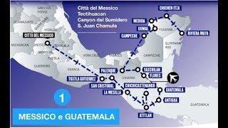 MESSICO e GUAEMALA  n.1 - Città del Messico, Teotihuacan, Sumidero …   by Pier Luigi Nannini