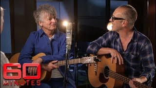 Exclusive Crowded House acoustic performance | 60 Minutes Australia