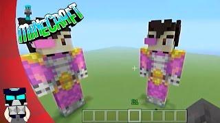 Como Poner El Skin De Vegetta En Minecraft PE PlayItHub Largest - Skin para minecraft pe vegetta777