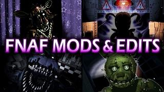 FNAF MODS & EDITS | DarkTaurus | Part 1 Amethyst
