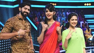 Minute to win it | Ponnu and Hari to beat the minute | Mazhavil Manorama