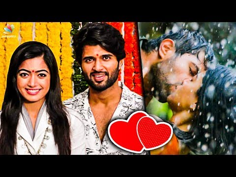 Xxx Mp4 Vijay Devarakonda Dating Rashmika Mandanna Dear Comrade Teaser Hot Tamil Cinema News 3gp Sex