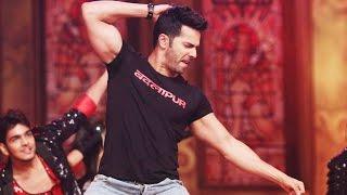 Oochi Hai Building Judwaa 2 Varun Dhawan To Dance On Salman Khan Song
