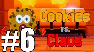 The FGN Crew Plays: Cookies vs Claus #6 - Wreck it Reindeer