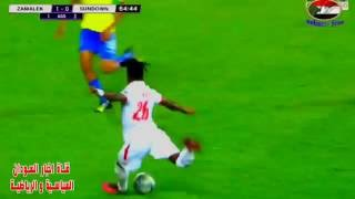 اهداف مباراة الزمالك و صن داونز 1-0 كاملة اليوم بتعليق عصام الشوالي النهائي دوري ابطال افريقيا