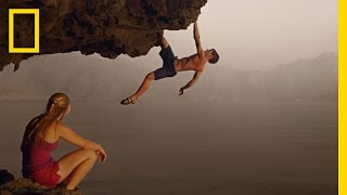Gorgeous Video: Rock Climbing in Oman | National Geographic