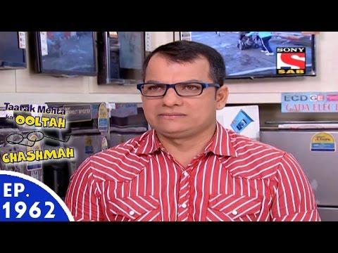 Taarak Mehta Ka Ooltah Chashmah - तारक मेहता - Episode 1962 - 20th June, 2016