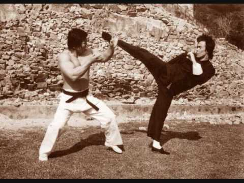 Bruce Lee And Bolo Yeung Tribute