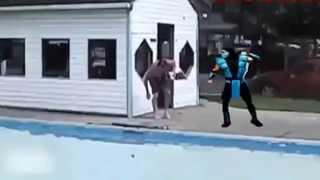 Mortal Kombat Troll