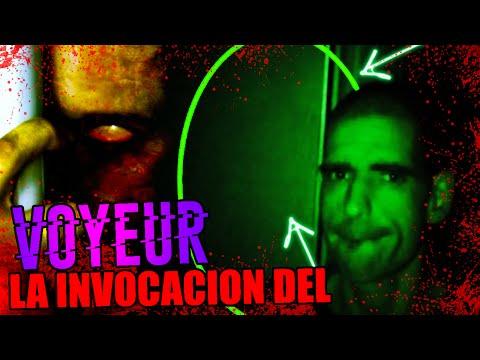 Xxx Mp4 LA INVOCACIÓN DEL VOYEUR EL JUEGO Y RITUAL DEL MIRON Invocaciones Paranormal Y Ritual Creepy 3gp Sex
