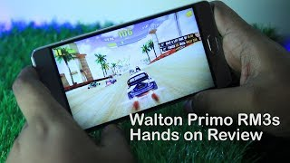 Walton Primo RM3s Hands on Review