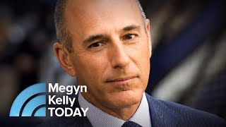 New Developments In The Investigation Of Allegations Against Matt Lauer | Megyn Kelly TODAY