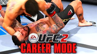 UFC 2 Career Mode - CM Punk - Ep. 12 -