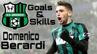 Domenico Berardi•Goals & skills•Sassuolo