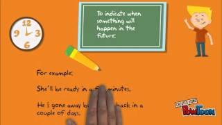 Parts of speech: Prepositions