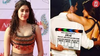 Janhvi Shoots For A Dance Number In
