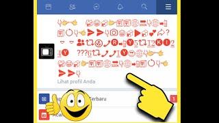 Facebook Unik Font Baru Sejuta Kreasi Bunglon