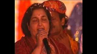 Meri Jholi Choti Padh Gayi Anuradha Paudwal I Shyam Mohe Pyara Lage Live At Ghaziabad