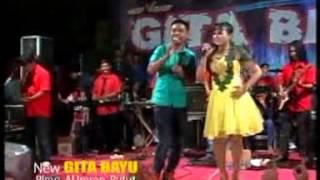 Bunga Surga- Lusiana Safara Ft Gery Mahesa - OM.Gita Bayu Live Boteng Menganti 2015