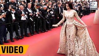 Sonam Kapoor Wears Most EXPENSIVE Diamond Jewels At Cannes 2017 | LehrenTV