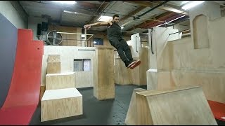 Epic Parkour & Freerunning Skills by Darryl