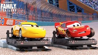 Cars 3 | Road to the Races Tour Behind the Scenes Featurette