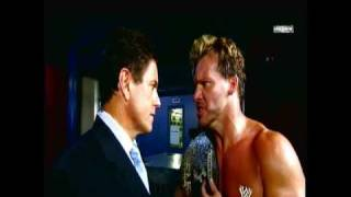 Chris Jericho vs Shawn Michaels - No Mercy 2008 Promo