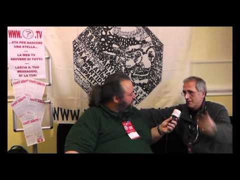 39mo congresso PRNTT - Intervista a Maurizio Bolognetti