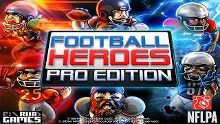 Football Heroes: Pro Edition (by Run Games) - Universal - HD Gameplay Trailer
