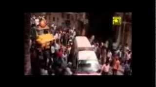 Bangladesh actor Manna death body